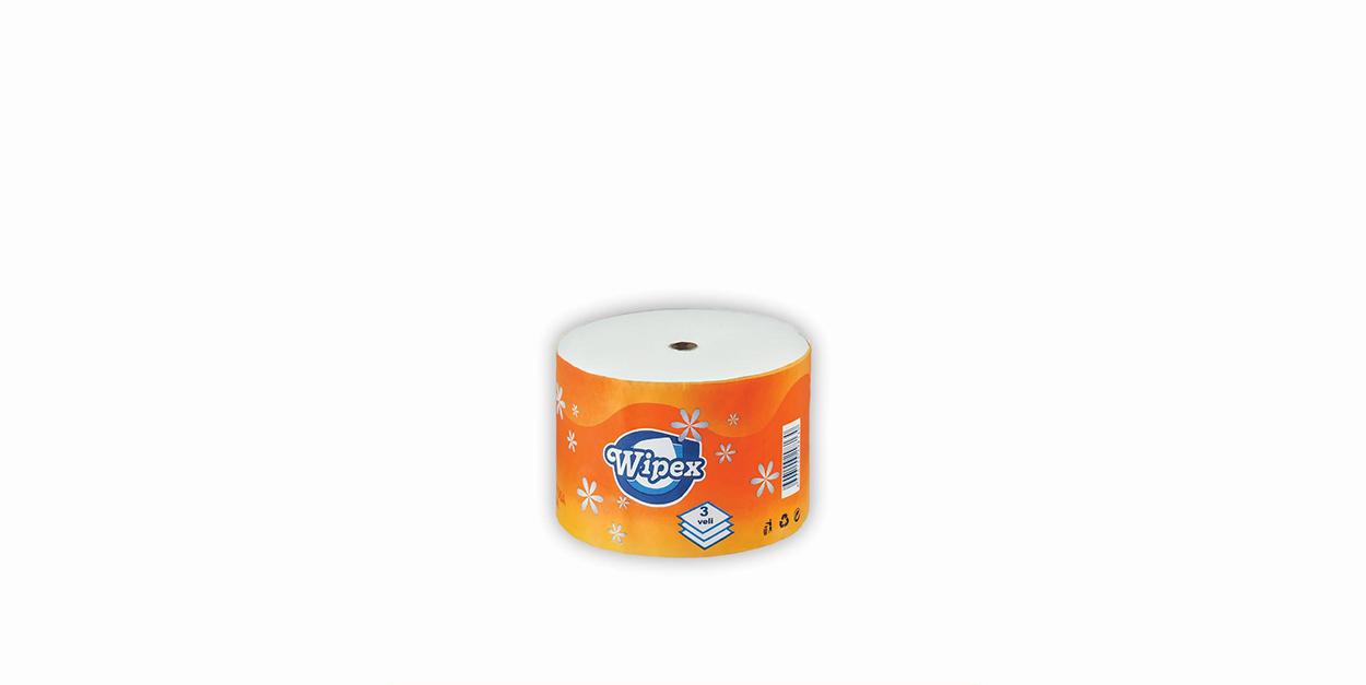 wipex toalet papir na komad 4/1