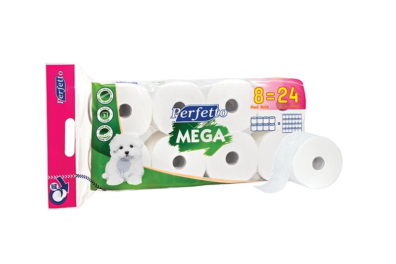 mega toalet papir
