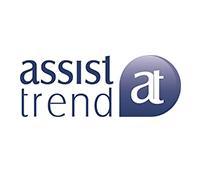 assist trend logo
