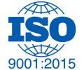 iso sertifikat 9001:2015