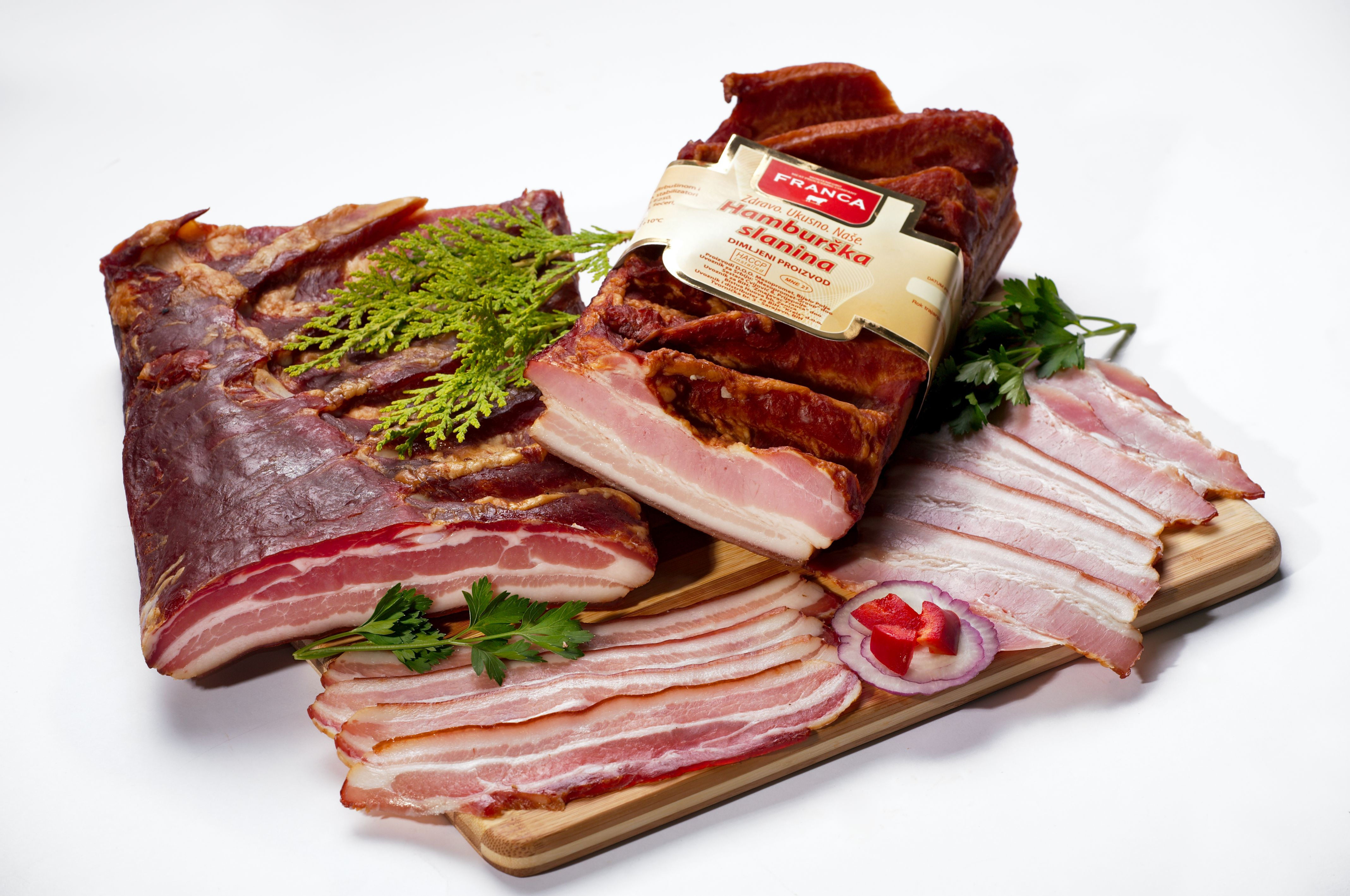 hamburska slanina i panceta delikates