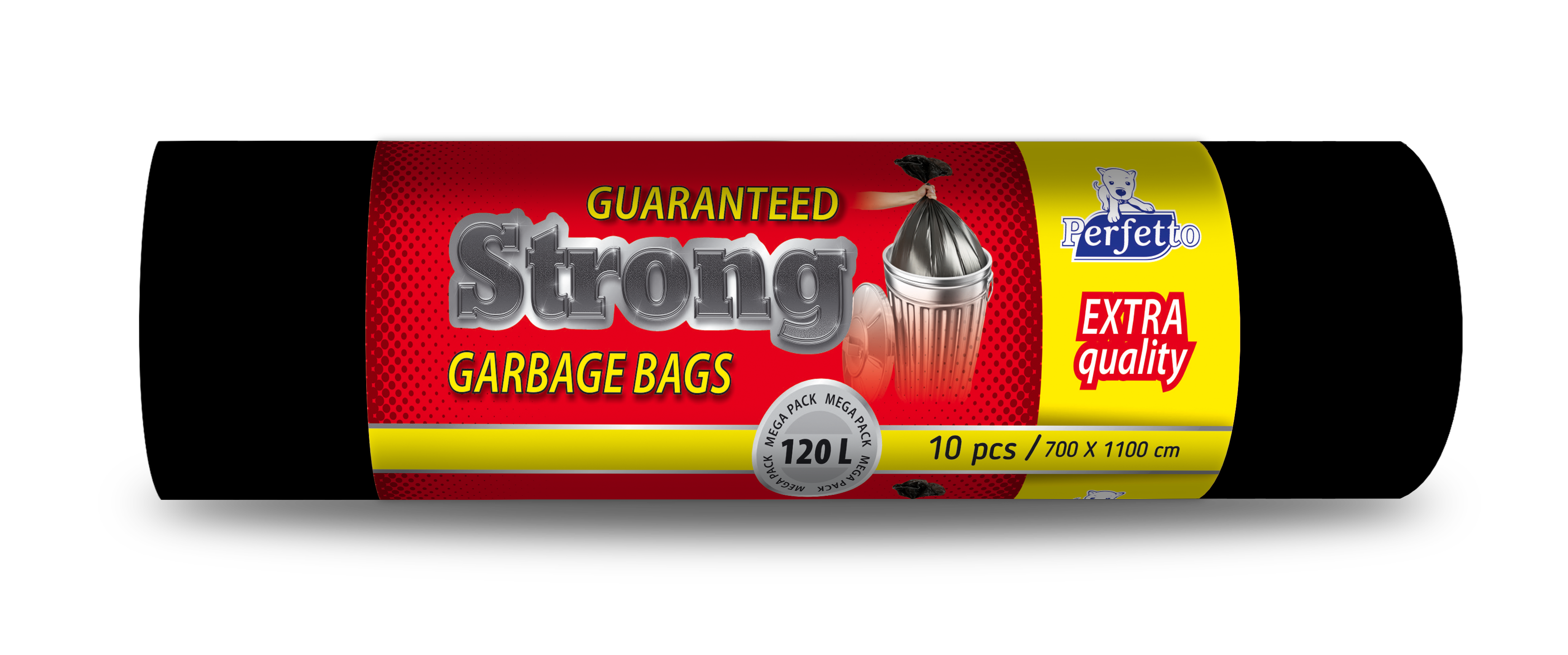 kesa za smeće 120l extra strong