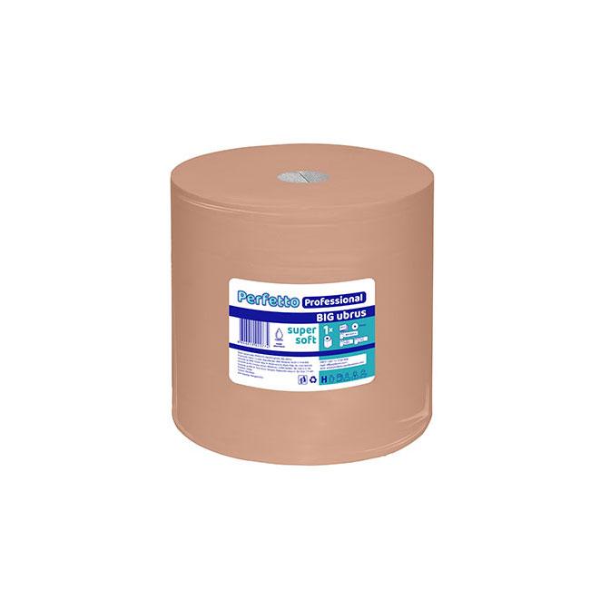 BIG ubrus Super soft 100% celuloza 2 sloja